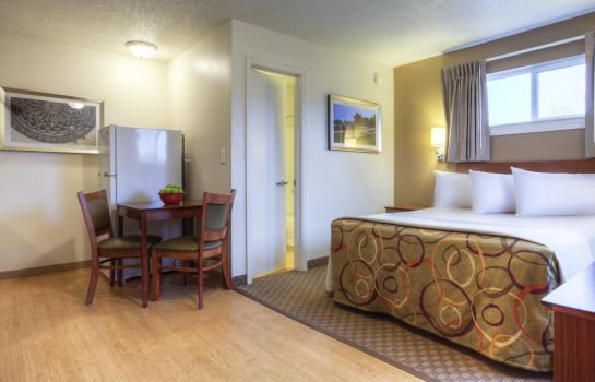 Chambre SUN SUITES OF LOUISVILLE
