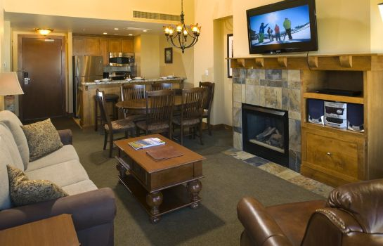 Suite The Sundial Lodge