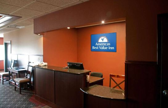 Hotelhalle Americas Best Value Inn
