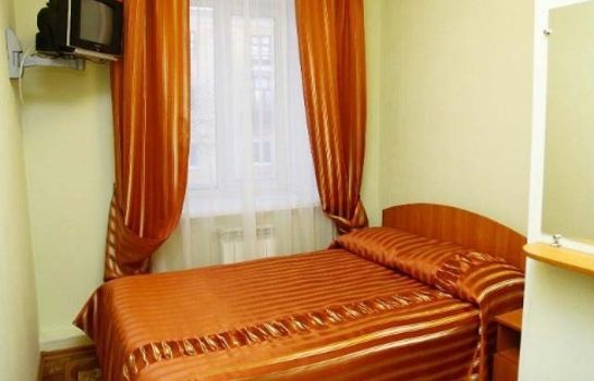 Room CENTRAL HOTEL SREDNEURALSK