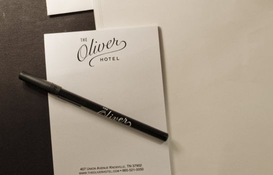 Info The Oliver Hotel