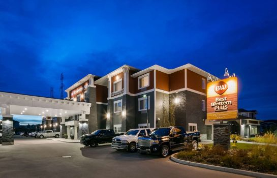 Exterior view BEST WESTERN PLUS CHESTERMERE