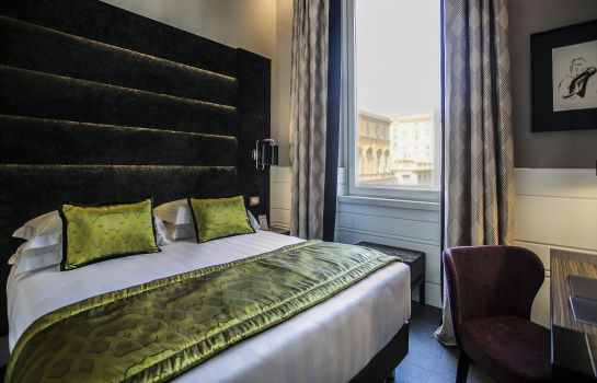 Chambre double (standard) Rome Glam Hotel