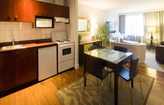 Suite junior Hotel Champlain