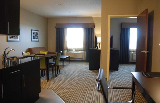 Suite BEST WESTERN PLUS FT SASKATCHE