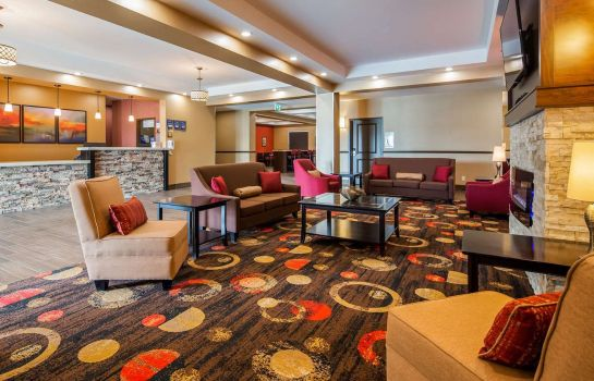 Hotelhalle BEST WESTERN PLUS KINDERSLEY