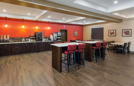 Restaurant BEST WESTERN PLUS KINDERSLEY