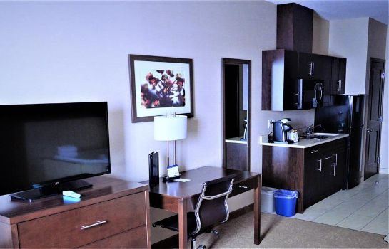 Zimmer BEST WESTERN PLUS KINDERSLEY