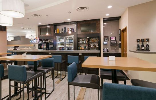 Hotel bar BEST WESTERN PLUS SAWRIDGE