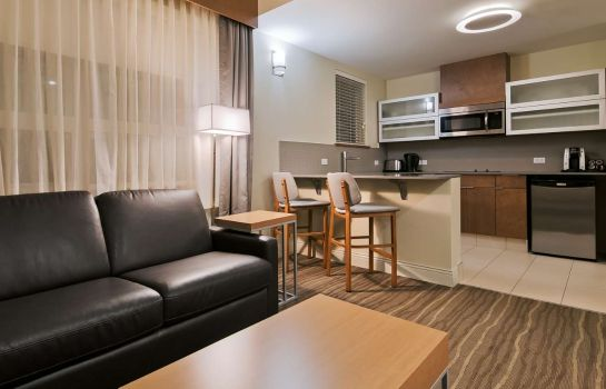 Suite BEST WESTERN PLUS SAWRIDGE