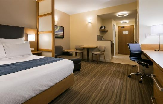 Habitación BEST WESTERN PLUS SAWRIDGE