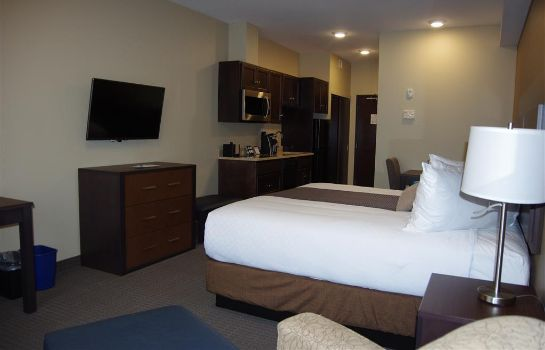Suite BEST WESTERN PLUS LACOMBE INN