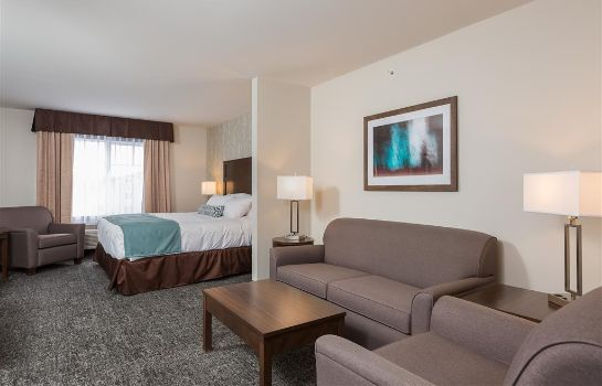 Suite BEST WESTERN PLUS CHESTERMERE