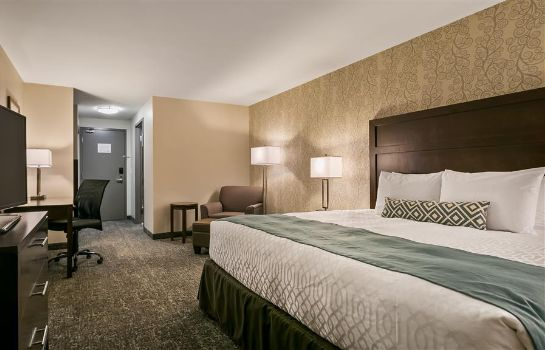 Room BEST WESTERN PLUS CHESTERMERE