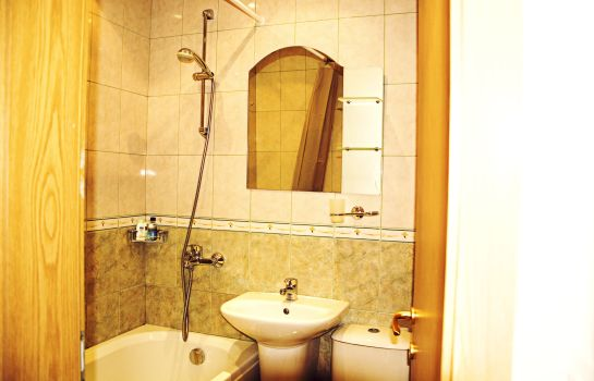 Bagno in camera Varna Inn Sea park apartments