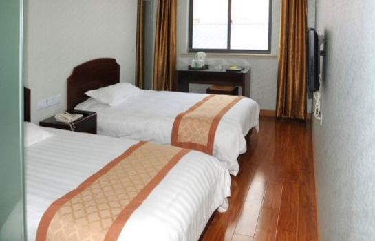 Double room (standard) Super 8 Shanghai Pudong Airport Chenyang Road