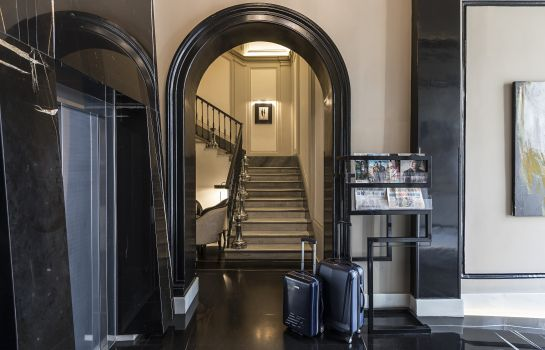 Hall Rome Glam Hotel