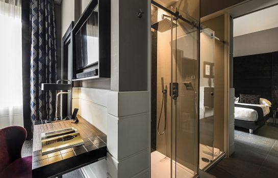 Chambre individuelle (standard) Rome Glam Hotel