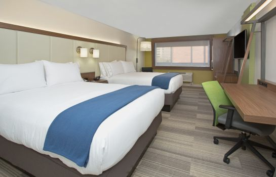 Kamers Holiday Inn Express & Suites PINEVILLE-ALEXANDRIA AREA