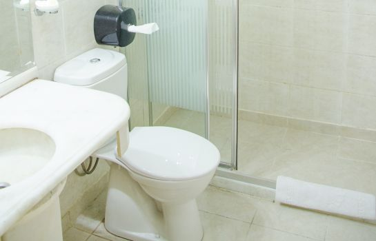 Bathroom Malatya Has Hotel
