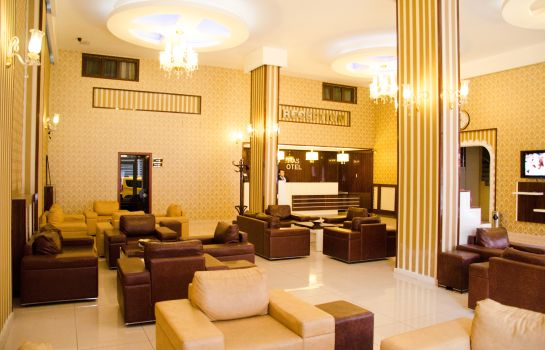 Interior view Malatya Has Hotel