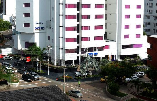 Exterior view Park Inn by Radisson Diamond Barranquilla
