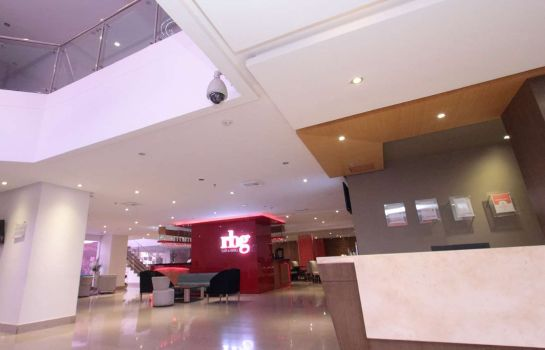 Lobby Park Inn by Radisson Diamond Barranquilla