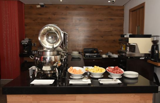 Restaurant Park Inn by Radisson Diamond Barranquilla