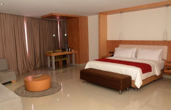 Suite Park Inn by Radisson Diamond Barranquilla