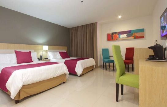 Room Park Inn by Radisson Diamond Barranquilla