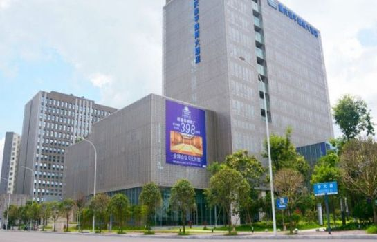 Imagen Days Hotel and Suites Liangping