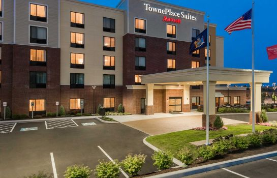 Vista esterna TownePlace Suites Latham Albany Airport
