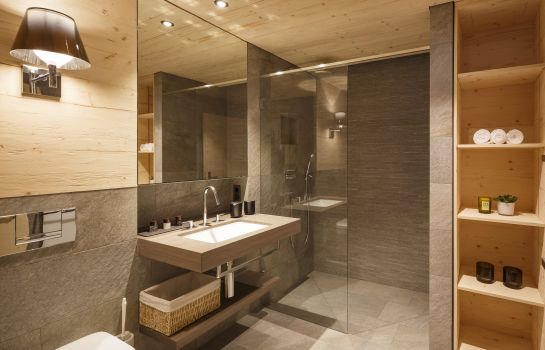 Bathroom Chalet Piz Buin