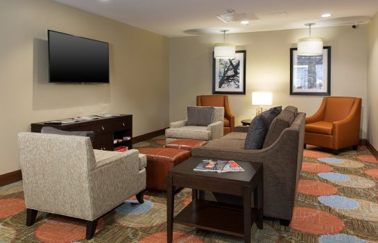 Lobby Staybridge Suites CORONA SOUTH