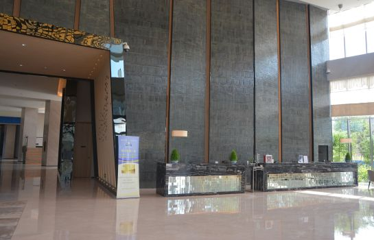 Hall Days Hotel and Suites Liangping