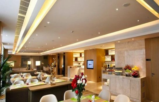 Restaurante Days Hotel and Suites Liangping