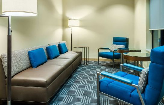 Hotelhalle TownePlace Suites Latham Albany Airport