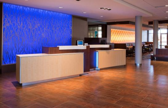 Hotelhalle Fairfield Inn & Suites Akron Stow