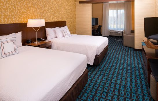 Suite Fairfield Inn & Suites Akron Stow