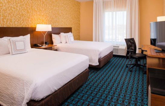 Zimmer Fairfield Inn & Suites Akron Stow