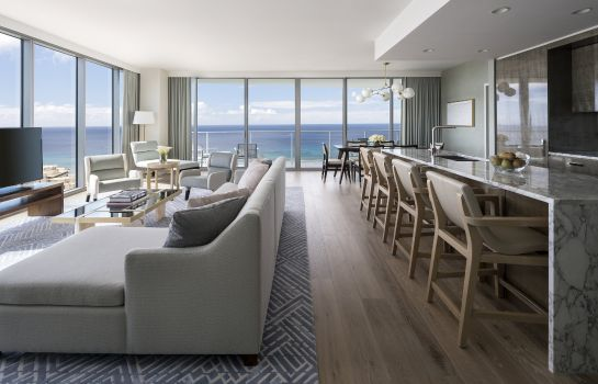 Chambre The Ritz-Carlton Residences Waikiki Beach
