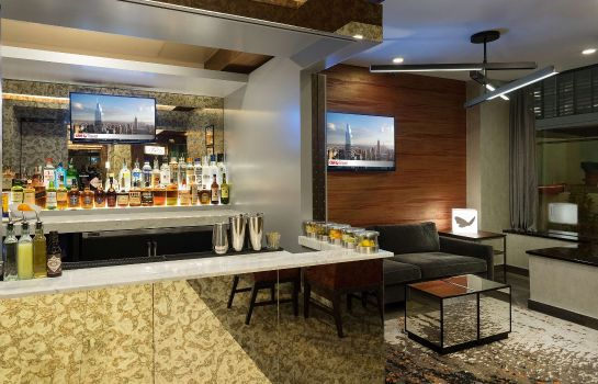 Hotelbar Fairfield Inn & Suites New York Manhattan/Central Park