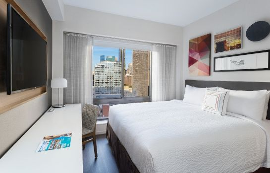 Kamers Fairfield Inn & Suites New York Manhattan/Central Park