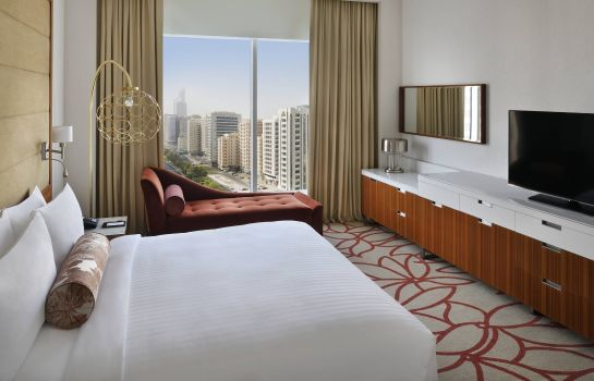 Chambre Marriott Hotel Downtown Abu Dhabi