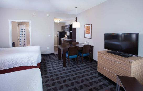 Pokój TownePlace Suites Southern Pines Aberdeen