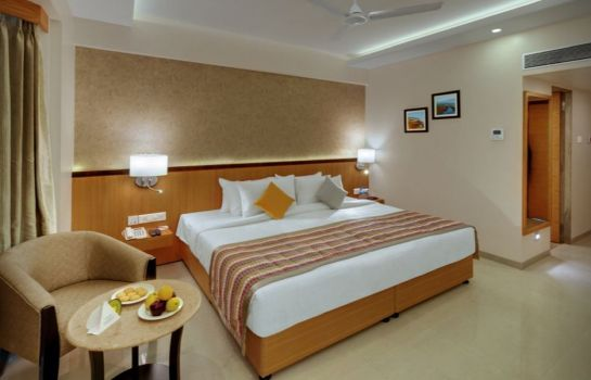 Double room (standard) The Fern Residency MIDC