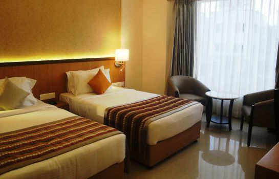 Double room (superior) The Fern Residency MIDC