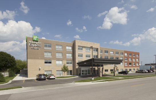 Vista exterior Holiday Inn Express & Suites ALPENA - DOWNTOWN