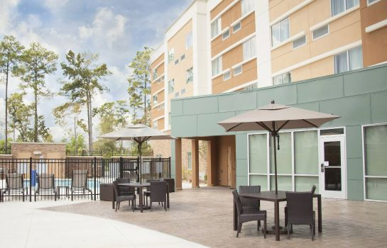 Info Courtyard Houston Springwoods Village