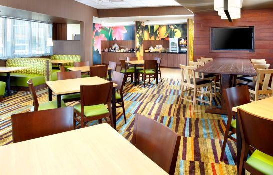 Restaurant Fairfield Inn & Suites Wheeling Triadelphia at The Highlands
